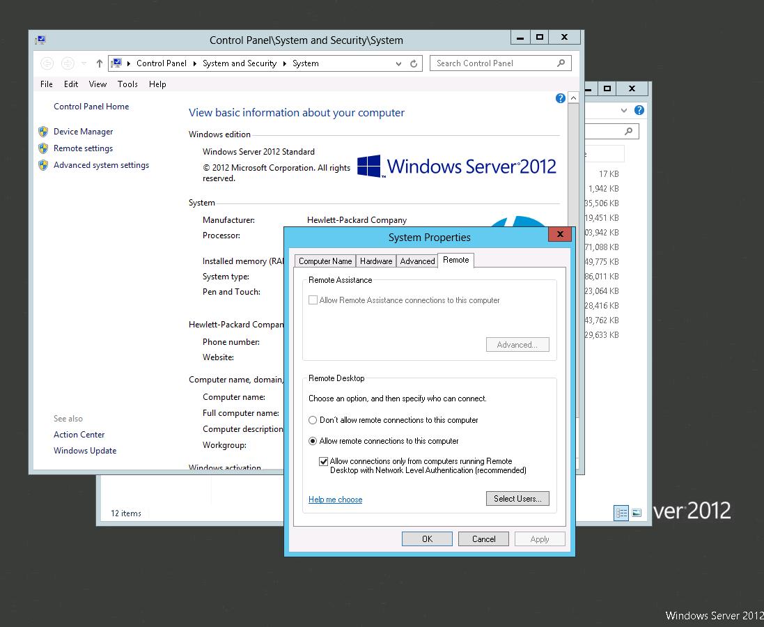 Windows Home Server Remote Access Port Change