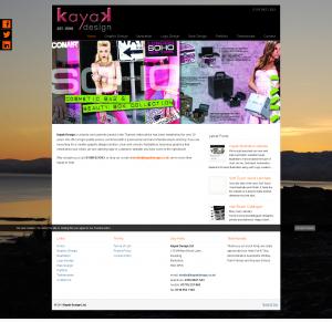Kayak Design