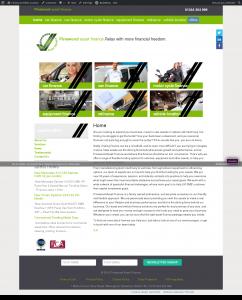 Pinewood Asset finance