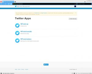create-twitter-app-list