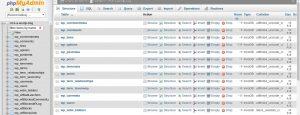 Reset WordPress metabox positions: phpMyAdmin